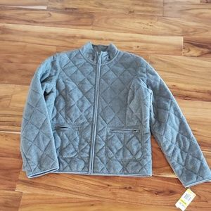 Charter Club Women's Fleece Jacket size M